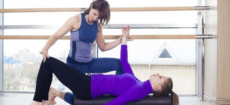 pilates reabilitacao