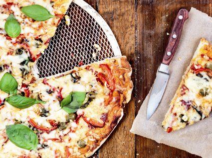 Como fazer pizza?
