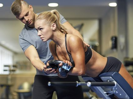 A importância de um plano de treino no ginásio