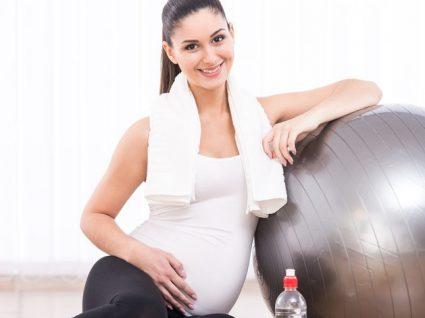 Opções a ter em conta num treino para o primeiro trimestre de gravidez