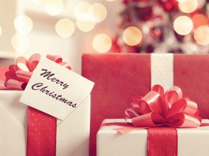 Prendas de Natal feitas por si: 10 sugestões