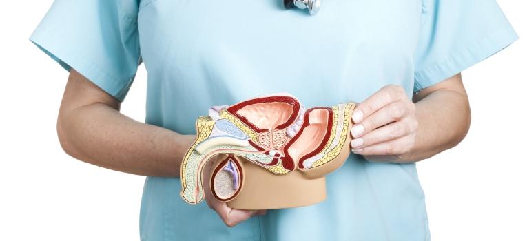 quais os sintomas de cancro da prostata