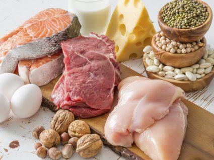 O Top 10 de alimentos para ganhar massa muscular