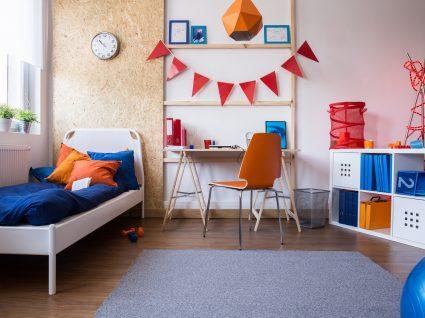 Como manter o quarto das crianças organizado e arrumado com pouco esforço