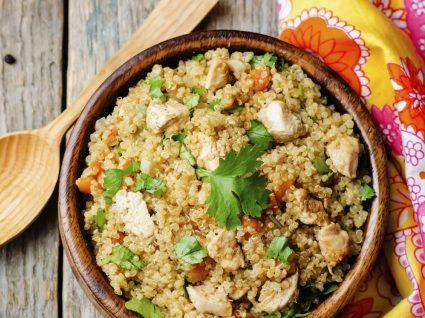 Receitas de quinoa na bimby