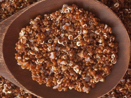 Quinoa real: receitas para emagrecer