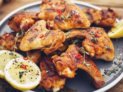 4 Receitas de frango fáceis