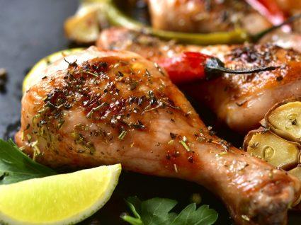 5 Receitas saudáveis com frango