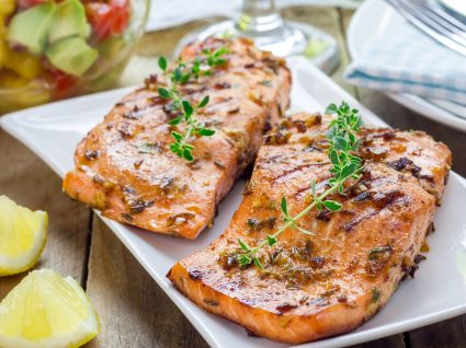 Receitas saudáveis de peixe: sugestões que o vão fazer salivar