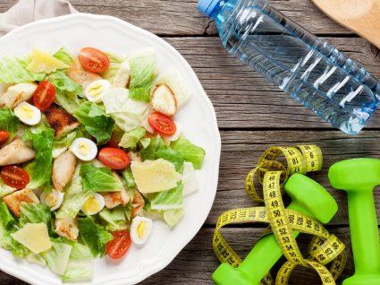 Refeição Pré-treino : o que comer, quando comer e em que quantidades