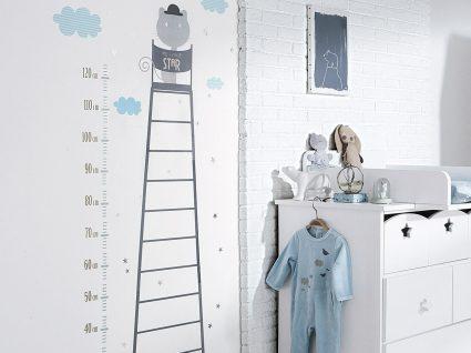 Sabe quantos centímetros a sua criança cresce por mês?