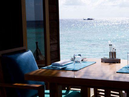 Os melhores restaurantes com vista para o mar
