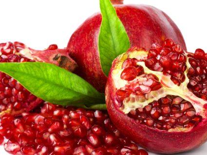 Romã: os benefícios deste fruto para a sua saúde