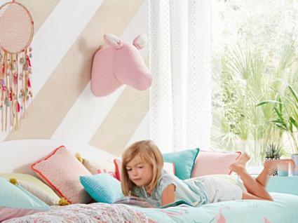 Saldos: artigos de decoração para quarto de crianças até 60% de desconto!