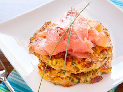 4 Receitas de salmão com batata-doce