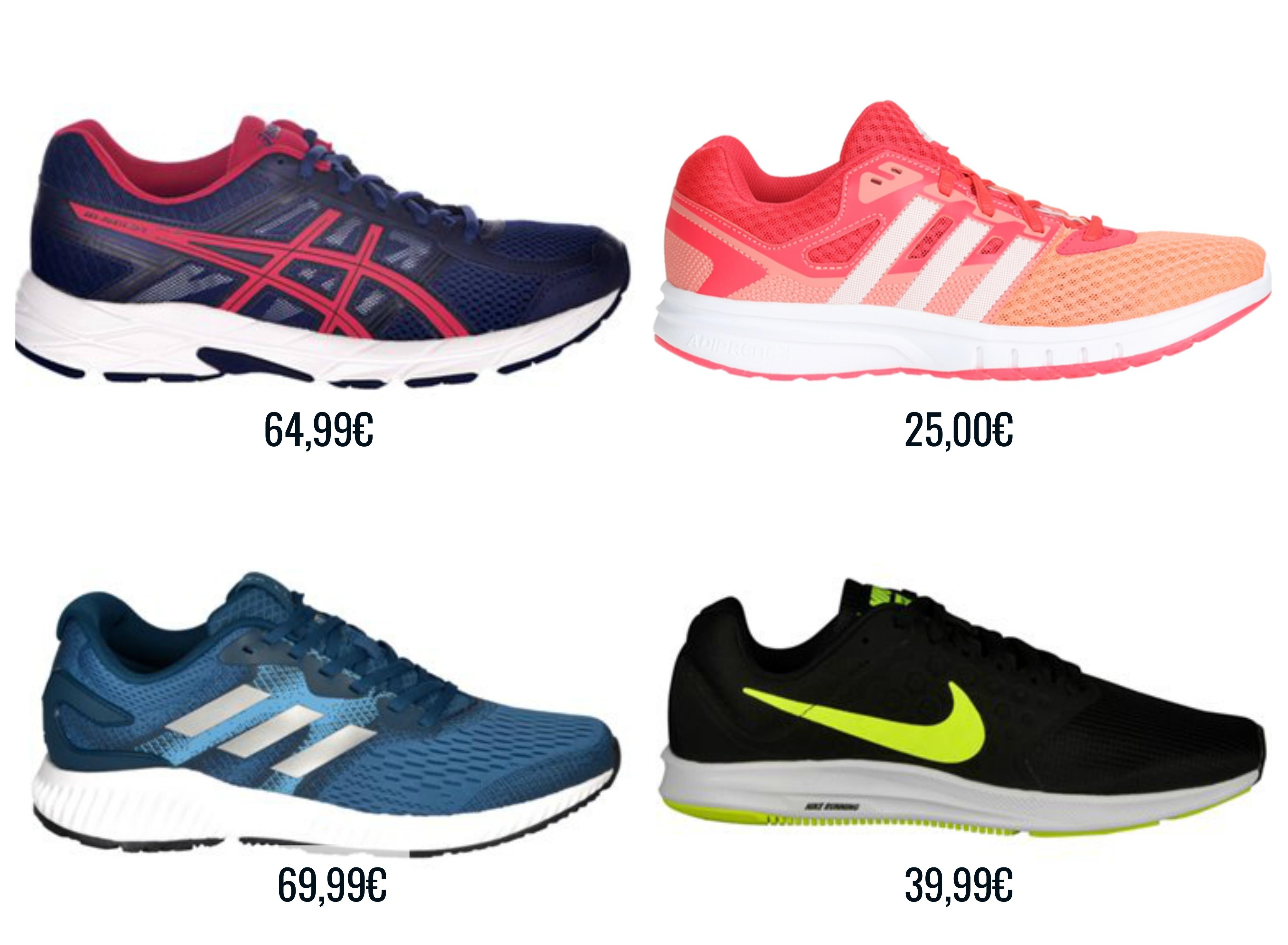 sapatilhas sport zone para correr