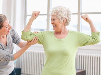 A importância do exercício físico na Sarcopenia
