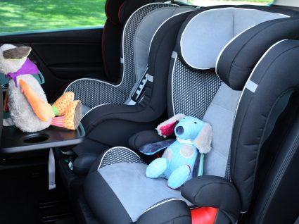 Como viajar com o seu bebé em segurança