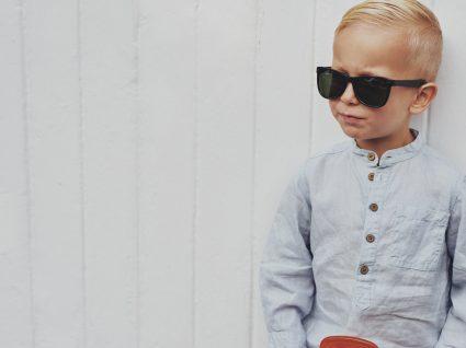Looks estilo minimalista para meninos e meninas