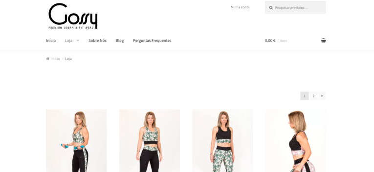 gossy website