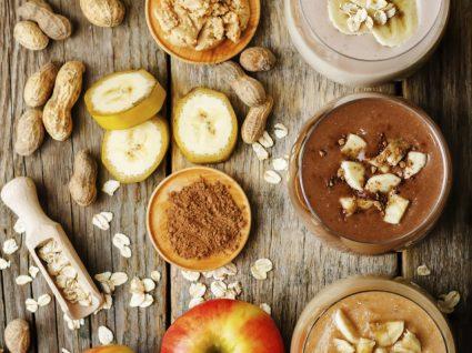 Snacks proteicos para depois do treino