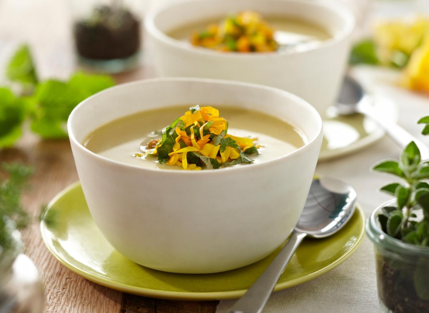 Quanto tempo aguenta a sopa no frigorífico: sopa de legumes