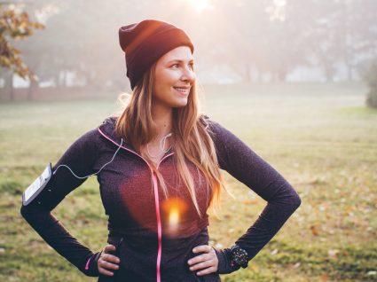 Essenciais para correr no outono - sem frio e com muito estilo