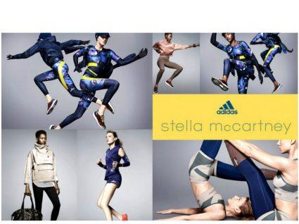 Stella McCartey em nova colaboração com a Adidas