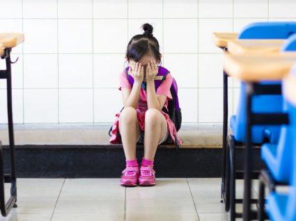 O que fazer quando a criança não quer ir para a escola?
