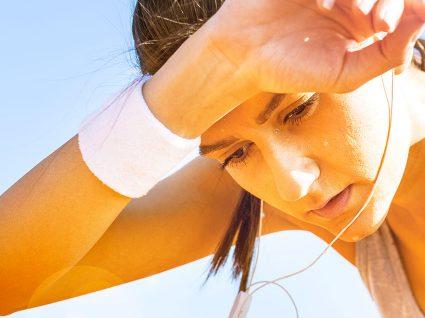 Sudorese excessiva: o que fazer?