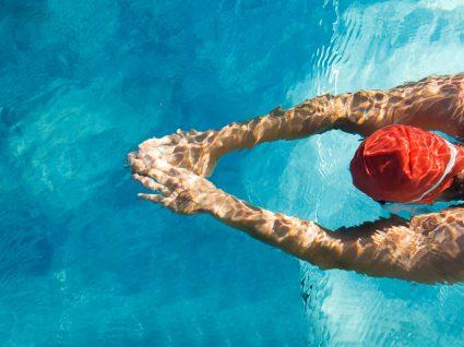 Aprender a nadar em 2017: 5 benefícios