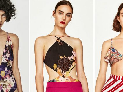Coleções de swimwear do grupo Inditex: Zara, Bershka e Pull&Bear