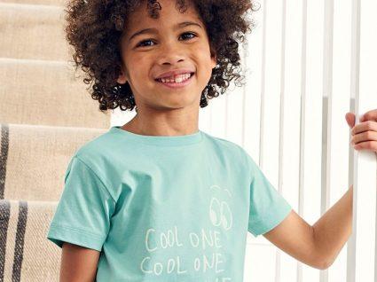 Frases nas t-shirts: nova tendência para crianças com personalidade
