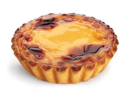 Tarte de nata: deliciosa tentação... vai resistir?!