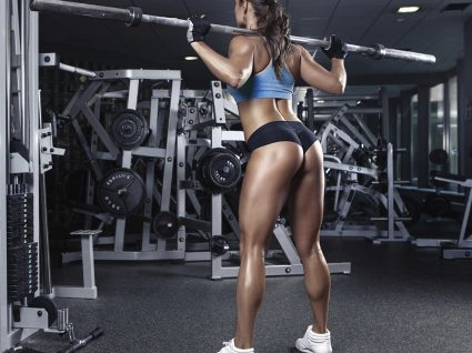 Exercícios para tonificar pernas, glúteos e barriga