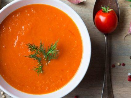 6 Receitas de gaspacho a experimentar: sopa fria para dias quentes