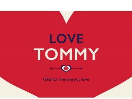 Valentine's Wishlist: presentes perfeitos da Tommy Hilfiger para o dia dos namorados