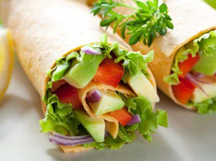 Wrap de legumes: 4 receitas fáceis e cheias de sabor