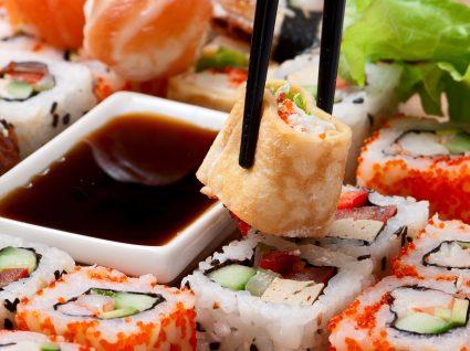 Alimentação japonesa para aumentar a longevidade