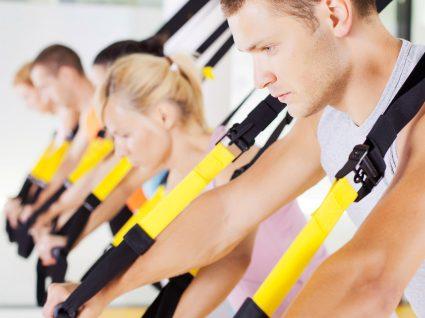 TRX: Exercícios para perder barriga