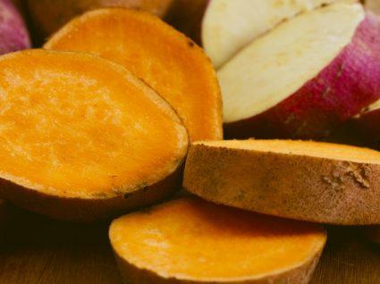 Como escolher entre as variedades de batata-doce