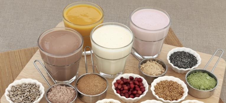 tipos de proteina