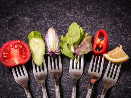 Como podem os vegans aumentar de peso?