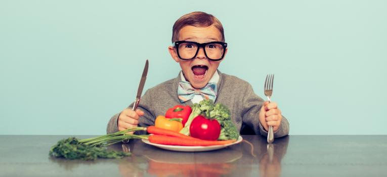 vegetarianismo em idade pediatrica