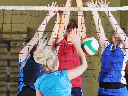 Descubra os melhores desportos coletivos para meninas
