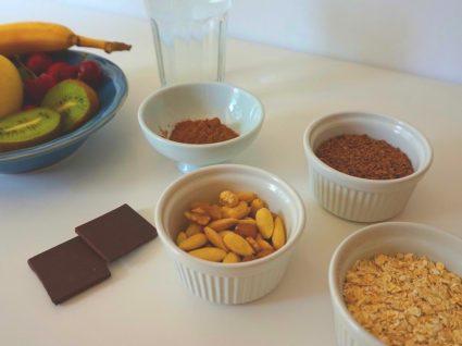 Alimentos que ajudam a reduzir a vontade de comer doces by Vanessa Alfaro