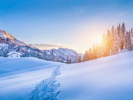 Os melhores destinos de férias na neve