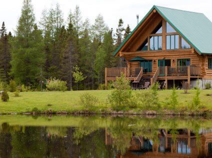 5 Fantásticas casas na natureza para desfrutar e relaxar