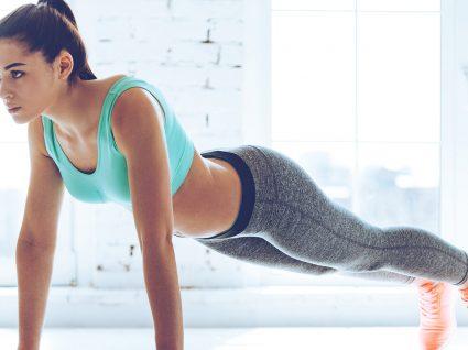 5 exercícios para perder gordura localizada