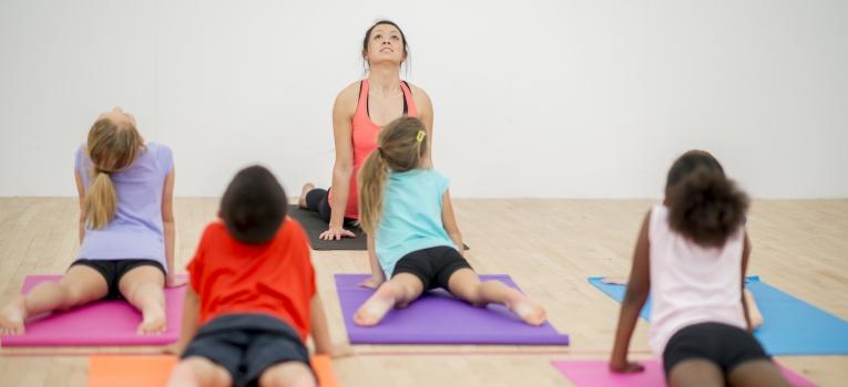 yoga criancas
